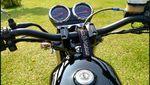 Modif Suzuki Thunder 125 Si Api Biru