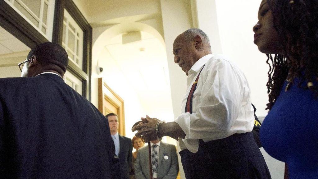 Reaksi Korban Dengar Hukuman Bill Cosby yang Diganjar hingga 10 Tahun