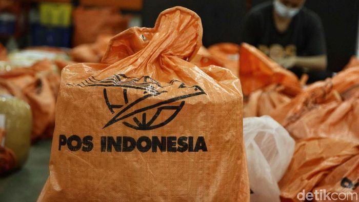 PT Pos Indonesia/Foto: Pradita Utama