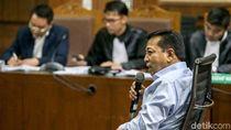 Setnov Bersaksi untuk Sidang Kasus Suap Bakamla