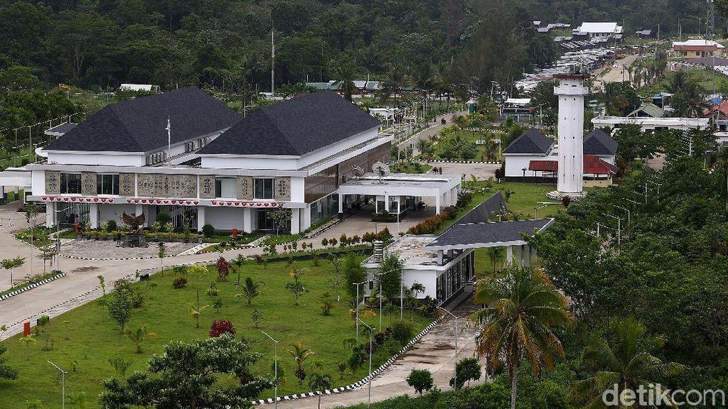 Pagar Perbatasan RI-Papua Nugini di Skouw Jayapura Ditutup Sementara