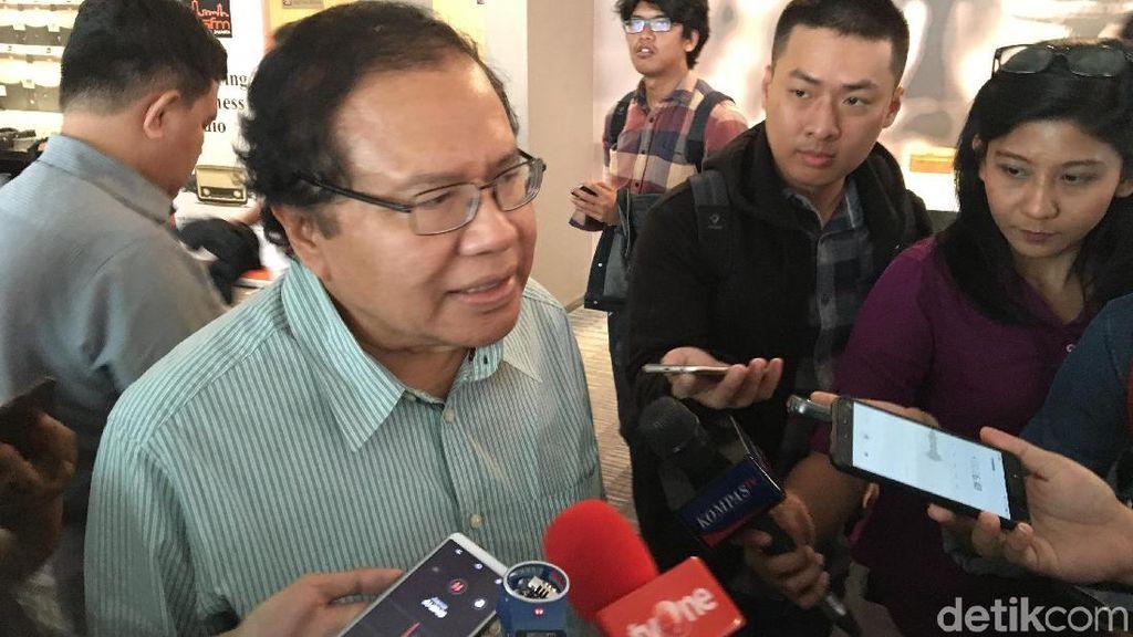 Datangi KPK, Rizal Ramli: Ada Oknum Pejabat Kecanduan Impor