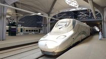 Arab Saudi Resmikan Kereta Cepat yang Hubungkan Mekah-Madinah