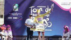 Culey Pede Pertahankan Yellow Jersey di Etape II Tour de Banyuwangi Ijen