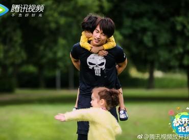 Siapa sih nggak tahu drama terbooming tahun 2000-an, Meteor Garden? Bunda pasti tahu dong tokoh utama lelakinya Dao Ming Tse yang diperankan Jerry Yan. (Foto: Instagram/jerryyanindo)