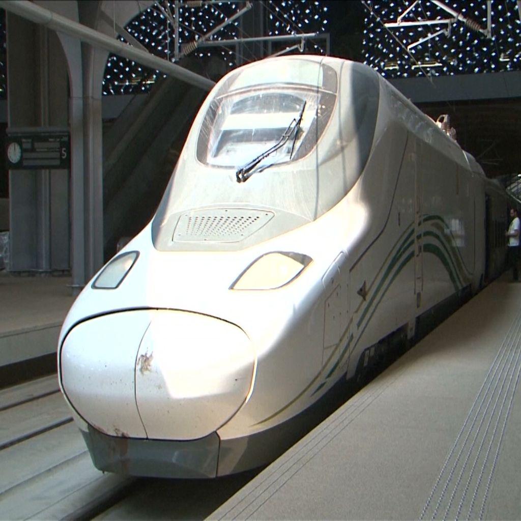 Haramain Railway Hubungkan Mekah-Madinah dengan Jeddah