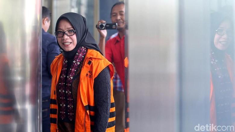 Eni Saragih Mengaku Pernah Terima Suap Lain Terkait PLTU Riau-1
