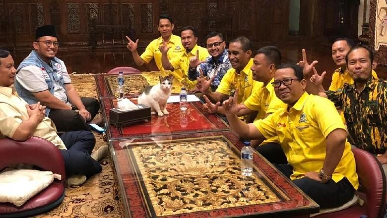Jika Langgar Prinsip Partai, Caleg Golkar Go Prabu Terancam Dipecat