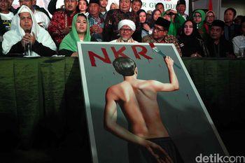 Keluarga Gus Dur Dukung Jokowi-Ma'ruf Amin