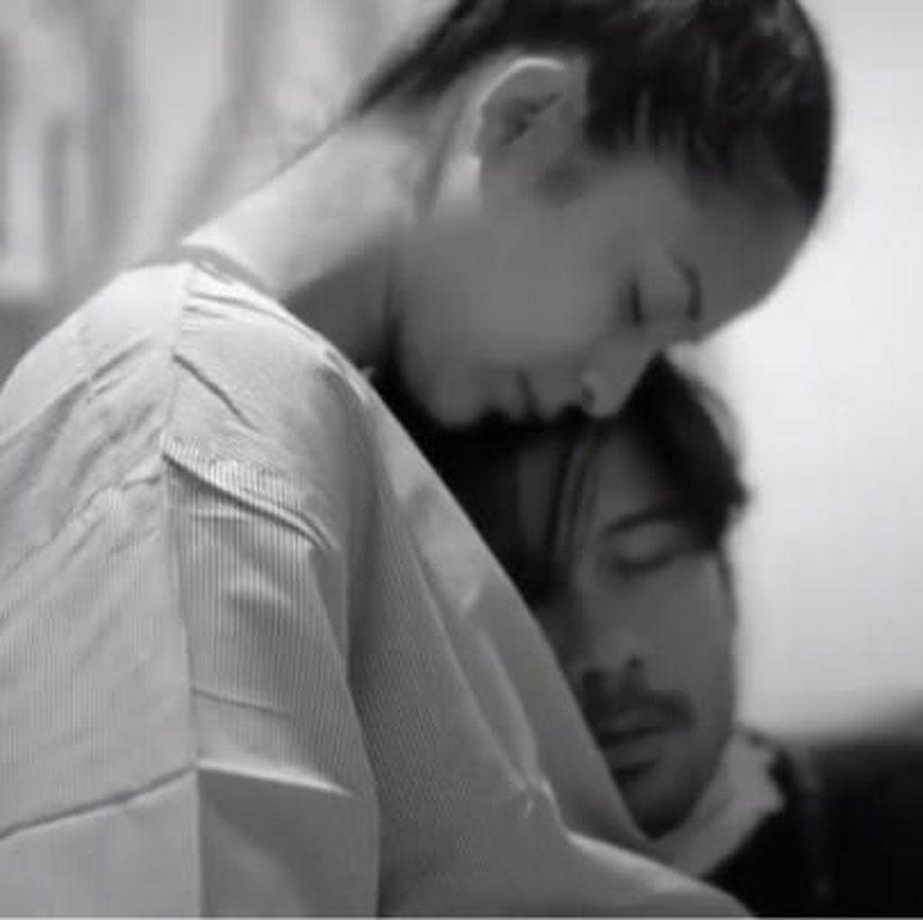 Putri Marino Melahirkan, Chicco Jerikho Unggah Video Mengharukan