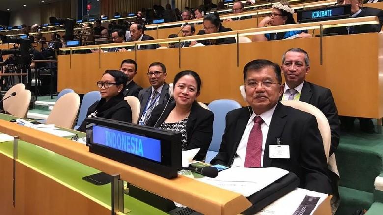 JK: Pidato Trump di Sidang Umum PBB Tahun Ini Lebih Tenang