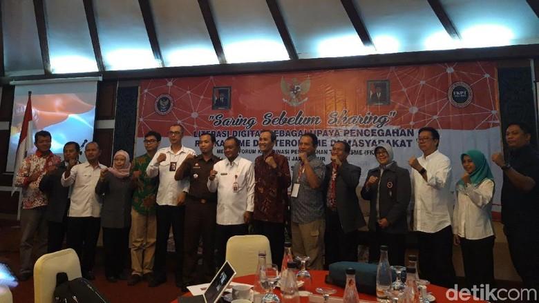 Penyebaran Terorisme Rambah Media Digital, Begini Upaya BNPT