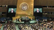 Ditertawakan Saat Pidato di PBB, Trump Diolok-olok Publik AS