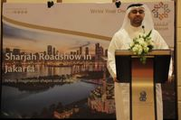 HE Khalid Jasim Al Midfa, Chairman of Sharjah Commerce and Tourism Development Authority (SCTDA)