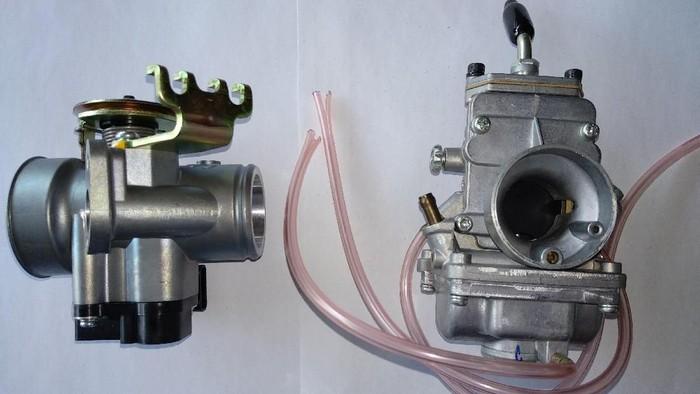 Motor karburator vs motor injeksi
