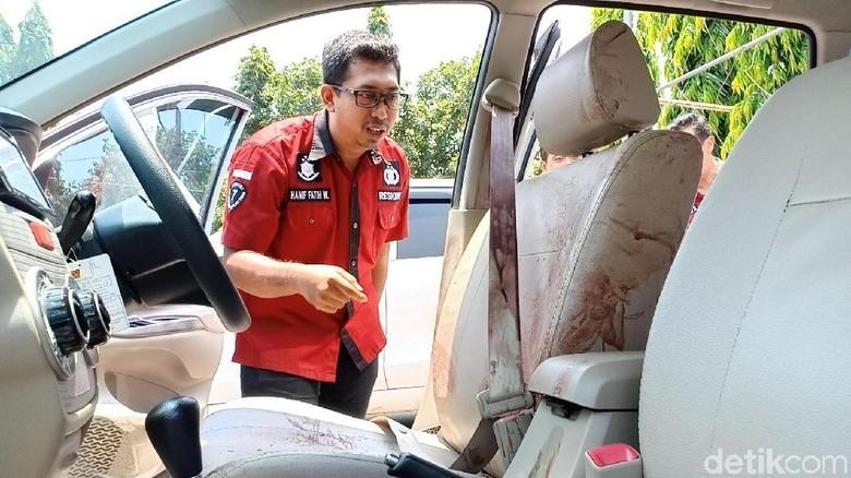 Penusukan Kacab Bank di Kediri, Keterangan Korban dan Pelaku Beda