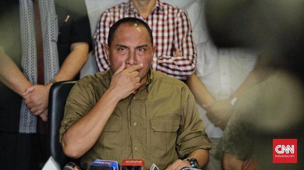 Ketua Umum PSSI Edy Rahmayadi belum memenuhi panggilan Satgas Anti Mafia Bola.