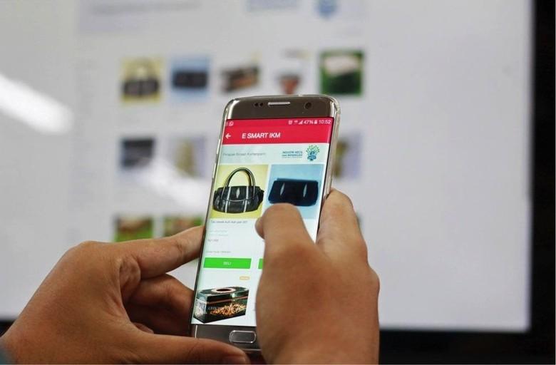 Kemenperin Kembangkan Industri Kecil dan Menengah dengan e-Smart