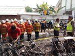 Penyebab Kebakaran Ludeskan 17 Sepeda Motor Pelajar Diselidiki