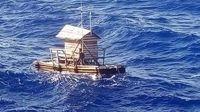 Hanyut di Laut 49 Hari, Apa yang Aldi Lakukan di Rumah Rakit?