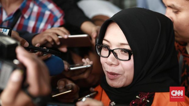 Idrus Marham Jalani Sidang Kasus PLTU Riau Pekan Depan