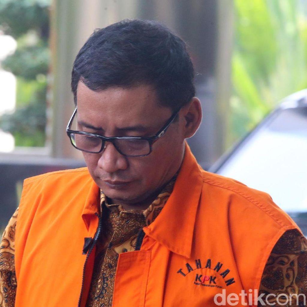 Pemeriksaan Perdana Bupati Syahri Mulyo Usai Dilantik & Dinonaktifkan