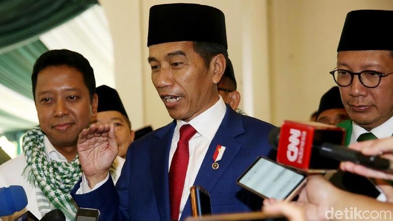 Jokowi Siapkan Inpres Penanganan Gempa Sulteng