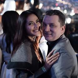 Dukungan Suami Maudy Koesnaedi saat Perankan Ronggeng Si Pelacur