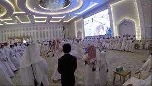 Yang Beda dari Pesta Pernikahan di Qatar