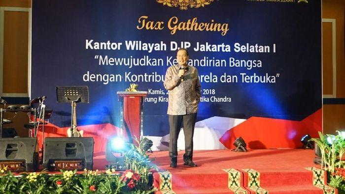 Founder and Chairman CT Corp/Foto: Dok. Kanwil DJP Jakarta Selatan I
