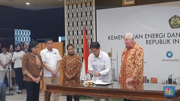 Sebelum 2018 Berakhir, Jokowi Minta Freeport Kembali ke RI