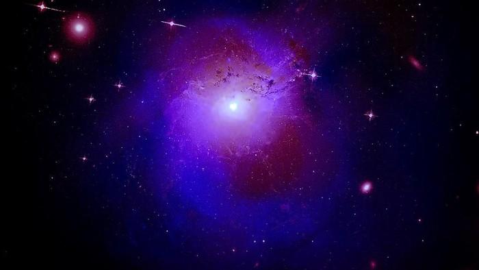 Untuk kedua kalinya NASA bersiap untuk menembus Tata Surya, kali ini lewat pesawat antariksa Voyager 2. Foto: NASA