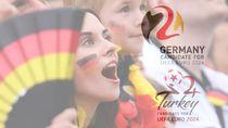 Jerman dan Turki Rebutan jadi Tuan Rumah Euro 2024