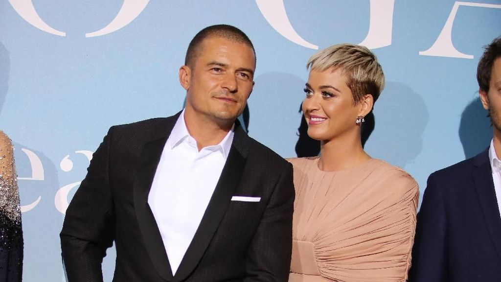 Debut Katy Perry & Orlando Bloom yang Kembali Pacaran