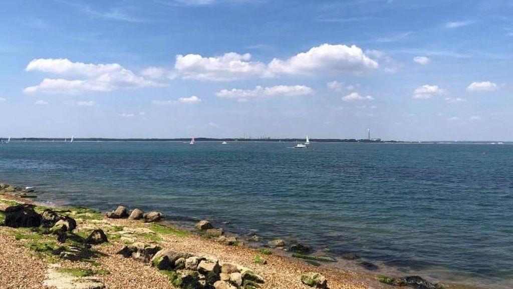 Pantai-pantai Cantik di Inggris yang Jarang Orang Tahu
