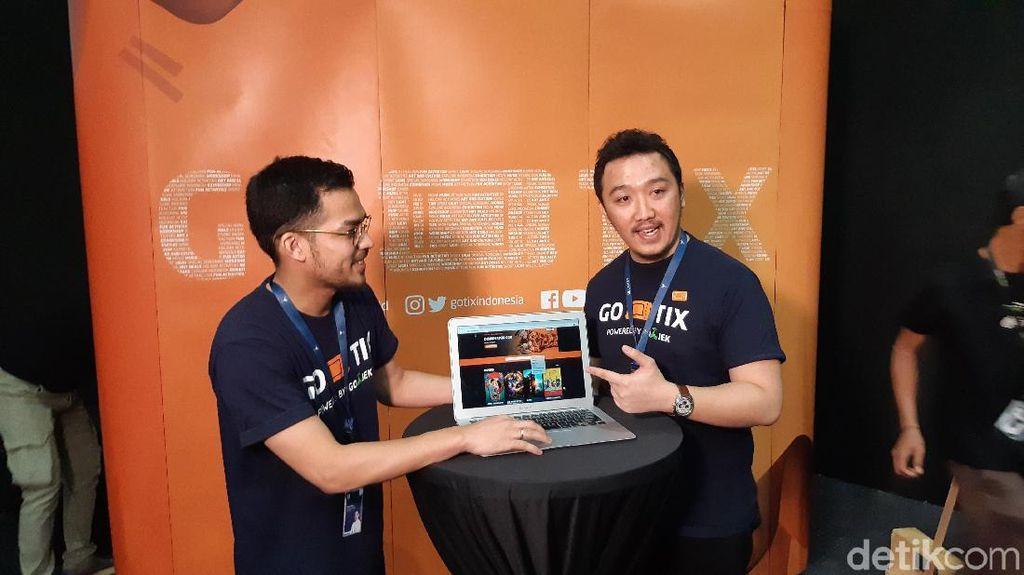 Go-Tix Kini Hadir dalam Versi Website