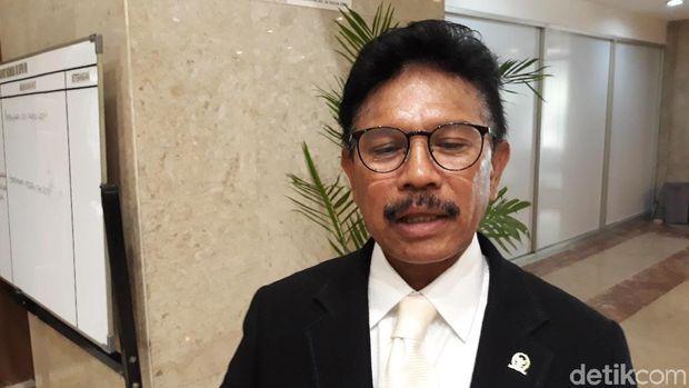 TKN: Zulkifli Lobi Jokowi Kursi Pimpinan MPR untuk PAN