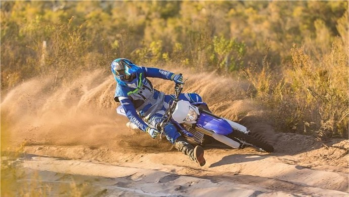 Motor Trail All New WR450F 2019