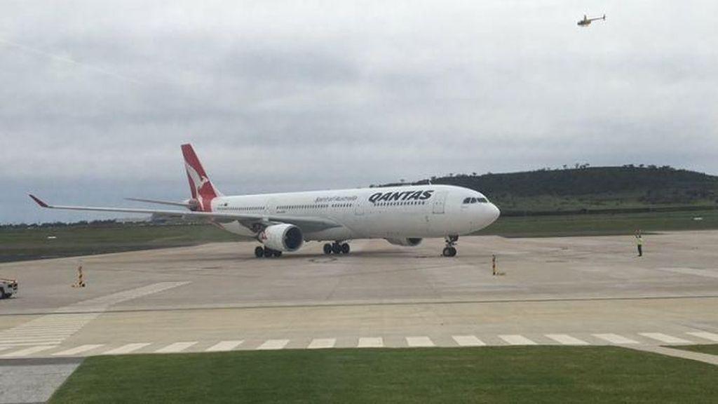 Maskapai Australia Qantas Buka Sekolah Pilot Baru di Queensland