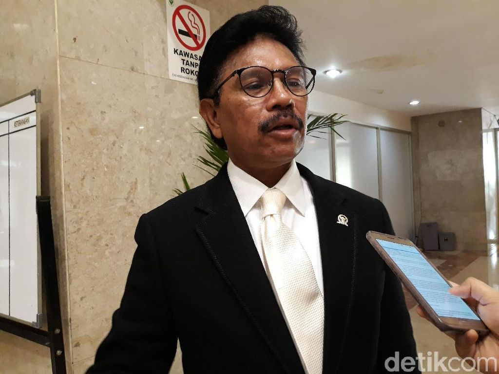 Timses Jokowi soal Negara Cebong atau Pancasila: Ini NKRI!