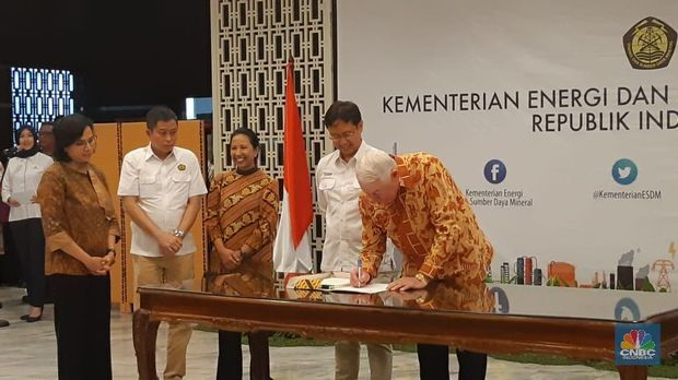 Setelah 51 Tahun, Jokowi Bikin RI Kuasai 51% Saham Freeport
