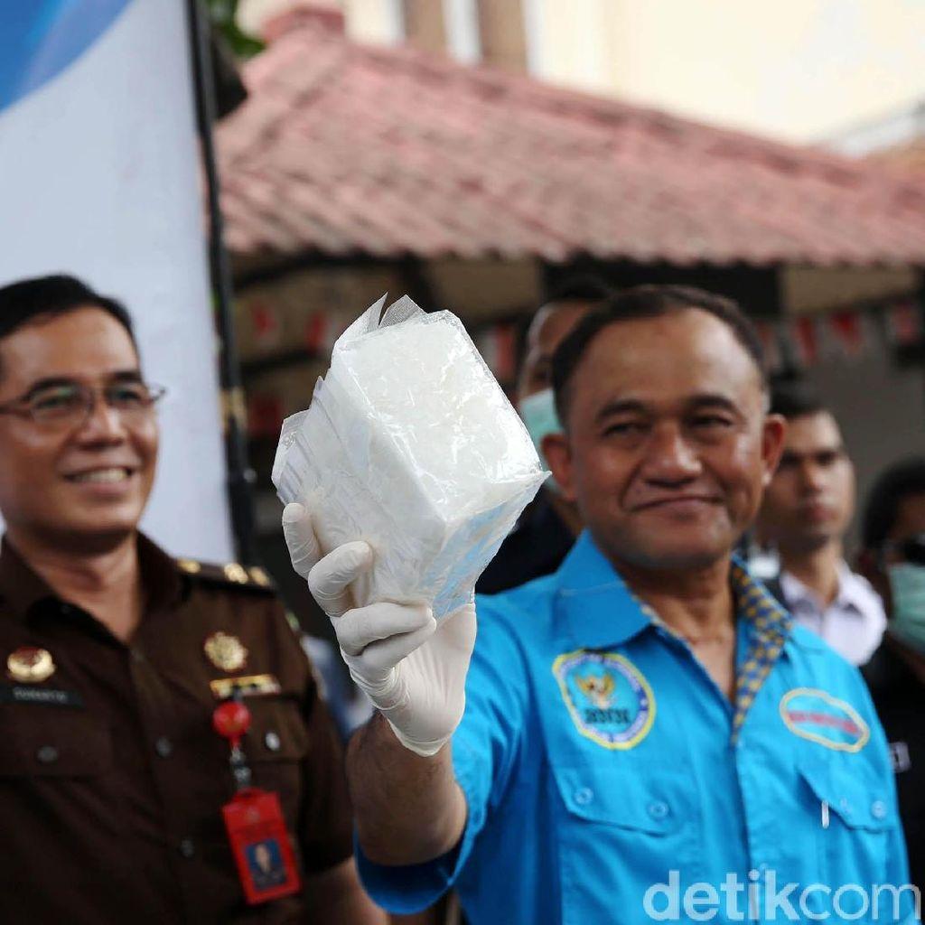 BNN: Ada 74 Narkoba Jenis Baru di Indonesia