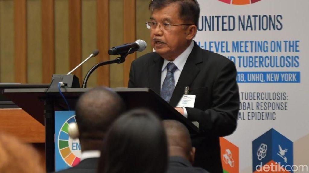 JK: 3 Hajatan Internasional di RI Aman, Terima Kasih Polri dan TNI