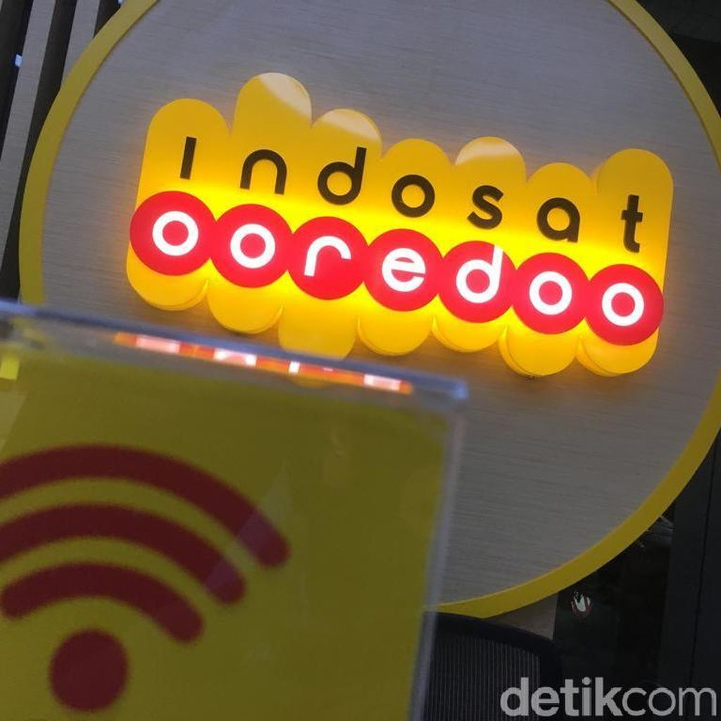 Indosat Ooredoo Bungkam Saat Ditanya Soal Akuisisi XL