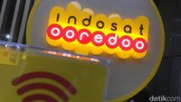 Mau Dibeli Sandiaga, Begini Pergerakan Saham Indosat