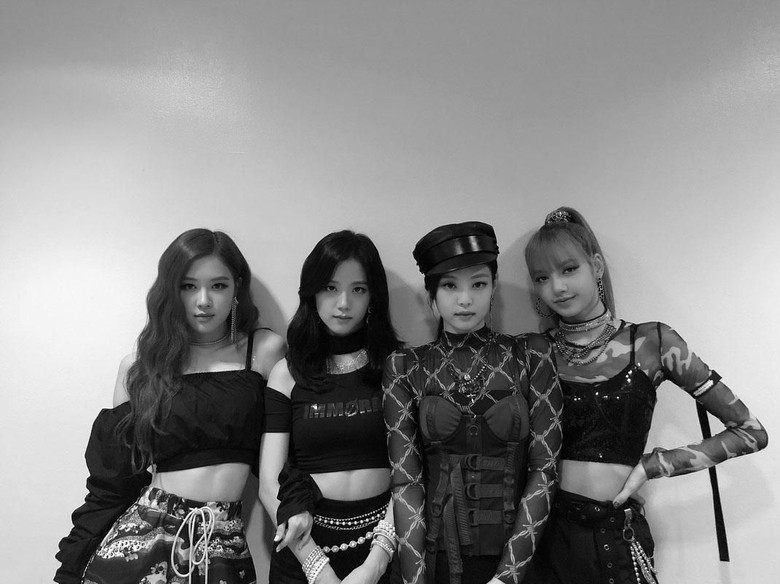 Soal BLACKPINK ke Indonesia 19 November, Ini Kata Shopee