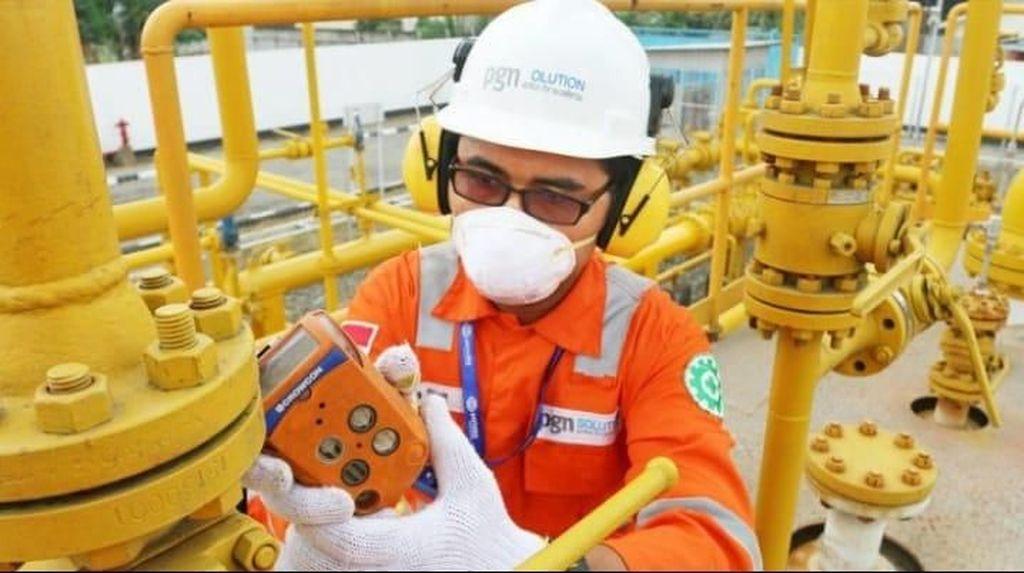 Laba Bersih PGN Melejit 123% Jadi Rp 3,2 T