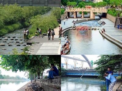 Kali Malang Masa Depan: Ada Wisata Air Hingga Air Mancur Terpanjang