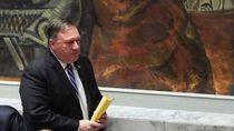 Menlu AS akan Kunjungi Belgia Bahas Izin Nuklir Iran
