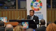 Di Forum PBB, JK Targetkan Indonesia Bebas TBC Tahun 2050